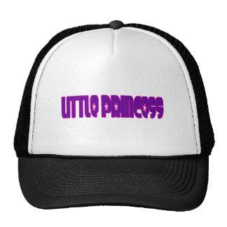 LITTLE PRINCESS TRUCKER HAT