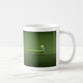 Little Problem Green Coffee Mug