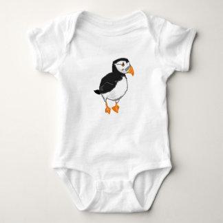 Little Puffin Baby Bodysuit