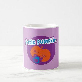 little_pumpkin_1 taza básica blanca