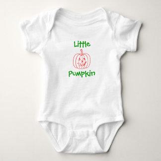 Little, Pumpkin-Baby Baby Bodysuit