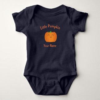 """Little Pumpkin"" Baby Bodysuit"