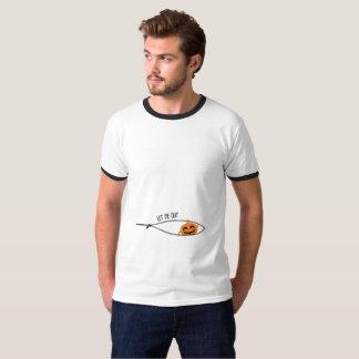 Little Pumpkin Halloween Pregnancy Pregnant T-Shirt