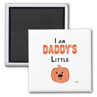 Little Pumpkin I Am Daddys Little Pumpkin Magnet