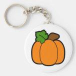 Little Pumpkin Keychain