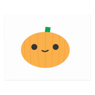 Little Pumpkin Postcard