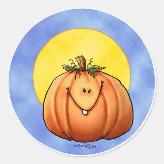 Little Pumpkin Stickers