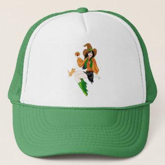 Little Pumpkin Trucker Hat