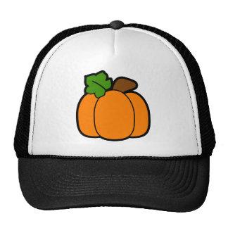 Little Pumpkin Trucker Hats