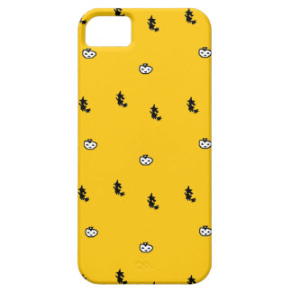 Little Pumpkins with Witches Pattern iPhone 5 Case