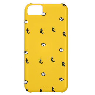 Little Pumpkins with Witches Pattern iPhone 5C Cases