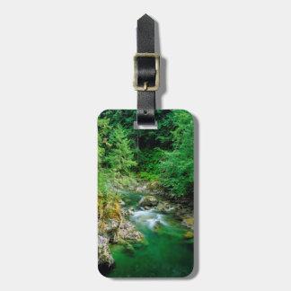 Little Qualicum River Luggage Tag