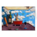 Little_Rabbit_Spirits Greeting Card