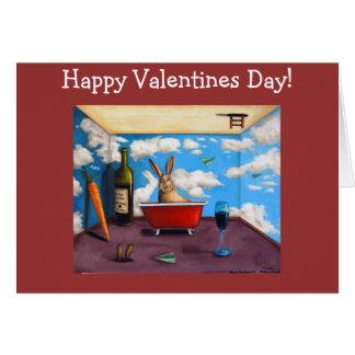 Little_Rabbit_Spirits, Happy Valentines Day! Card