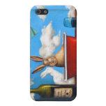 Little_Rabbit_Spirits iPhone 5/5S Cases
