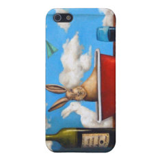 Little_rabbit_spirits Iphone Se/5/5s Cover at Zazzle