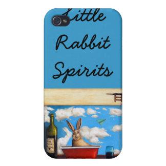Little_Rabbit_Spirits LittleRabbitSpirits iPhone 4 Protectores