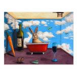 Little_Rabbit_Spirits Postcard