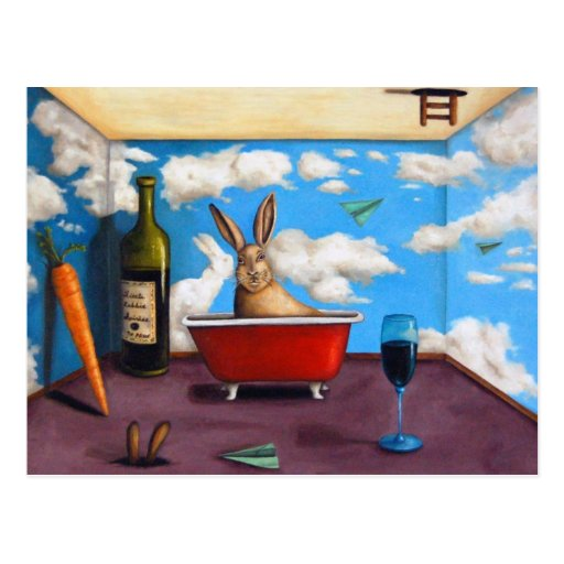 Little_Rabbit_Spirits Tarjeta Postal