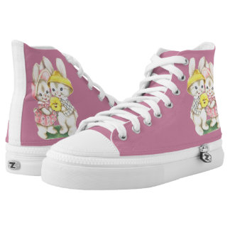 Little rabbits High-Top sneakers