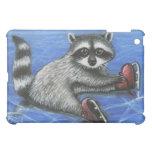 Little raccoon case for the iPad mini