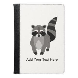 Little Raccoon Rascal Personalized iPad Air Case