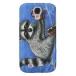 Little raccoon samsung galaxy s4 covers