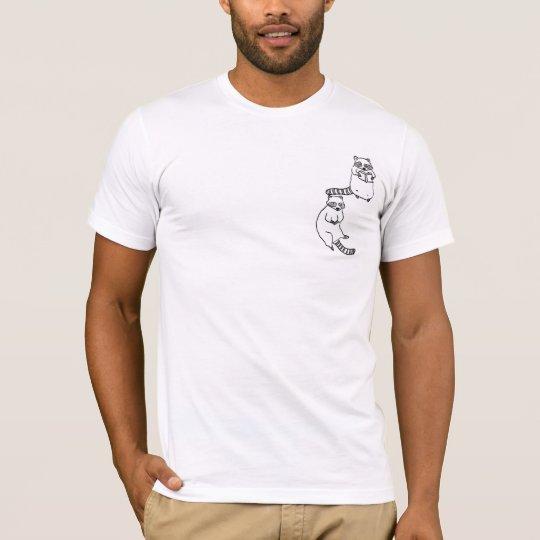 Little Raccoons T-Shirt