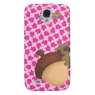 Little Racoon iPhone 3G/3GS Pink Case