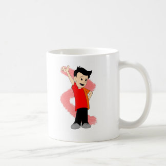 Little Rainbow Comics Stan Coffee Mug