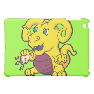 Little Ram Horned Dragon Cover For The iPad Mini