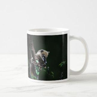 Little rascals coati - lemur coffee mug