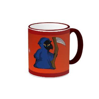 Little Reaper Kitty  Mug