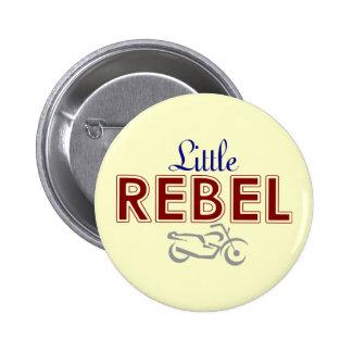 Little Rebel Button