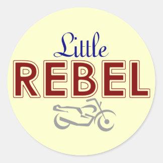 Little Rebel Stickers