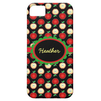 Little Red Apples  iPhone 5 Barely There Case