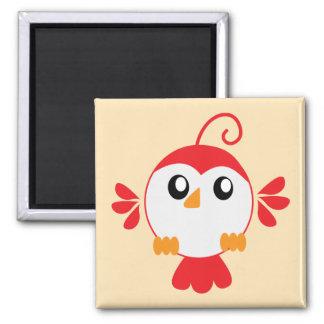 Little Red Bird Magnet
