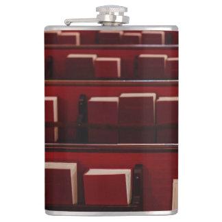 Little Red Books Flasks