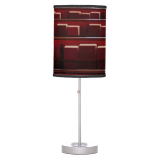 Little Red Books Table Lamps