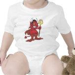 Little Red Devil Bodysuit
