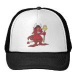 Little Red Devil Mesh Hats