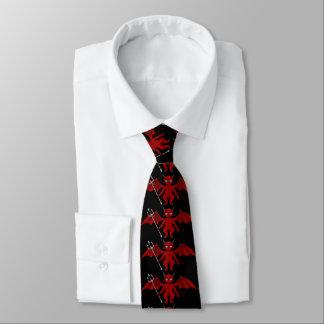 Little Red Devil Thunder_Cove Tie