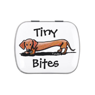 Little Red Doxie Candy Tin