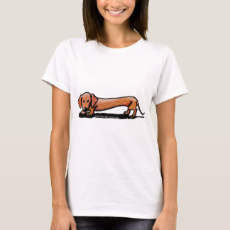 Little Red Doxie T-Shirt