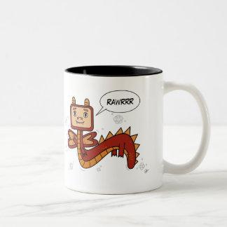 Little Red Dragon - Mug