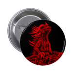Little red Dragon Pin