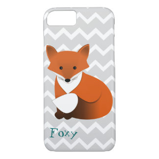 Little Red Fox Design iPhone 7 Case