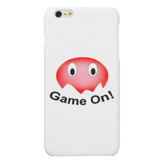 Little Red Ghost (Game On!) iPhone 6 Plus Case Matte iPhone 6 Plus Case