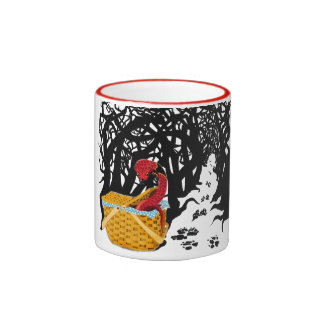 Little Red Hood Coffee Mugs