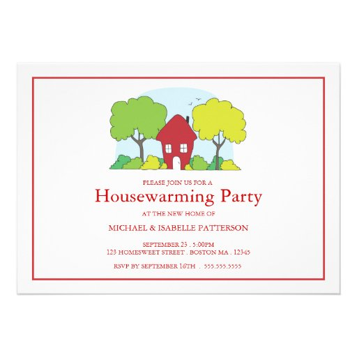 Housewarming Party Invites and get inspiration to create nice invitation ideas